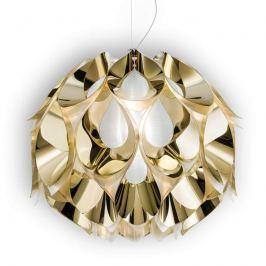 Slamp Flora - Design-Hängeleuchte, gold, 50 cm