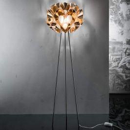 Slamp Flora - Designer-Stehlampe, kupfer