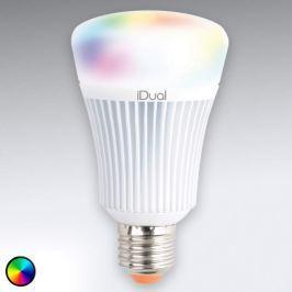 iDual E27 LED-Lampe ohne Fernbedienung, 11 W