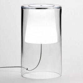 Vibia Join - mundgeblasene Designtischlampe