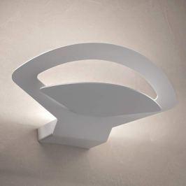 Formschöne Wandleuchte Loto LED - weiß