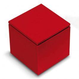 Cini&Nils Cuboled - LED-Tischleuchte in Rot