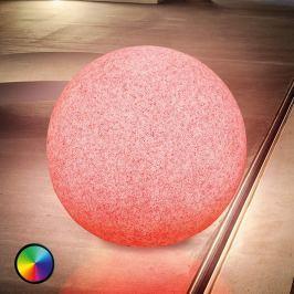 Mega Stone 50 - moderne Solar-LED-Leuchtkugel