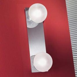 Attraktive Badezimmerleuchte Boll 2-fl. 30 cm