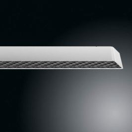 Ribag Mesh helle LED-Deckenleuchte dimmbar 151cm