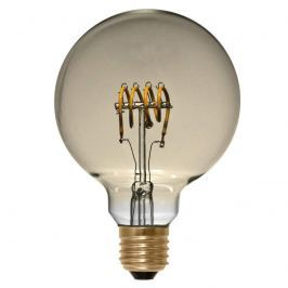 E27 4W 922 LED-Globe G95 waagerechte Curved Line