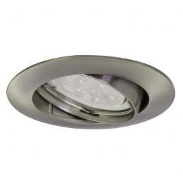 Schwenkbarer Einbauspot Downlight DIM Flat nickel