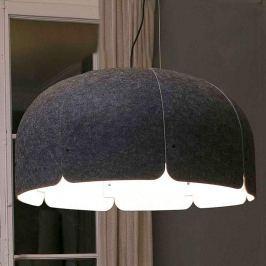 Schallabsorbierende LED-Pendelleuchte Mute