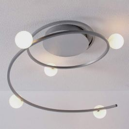 Bopp Loop via Bluetooth steuerbare LED-Deckenlampe