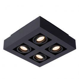 Xirax - quadratischer LED-Deckenspot, 4-flammig