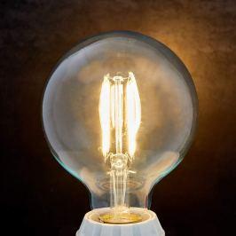 E27 LED-Globe Filament 8W, 1.055Lm,  2.700K, klar