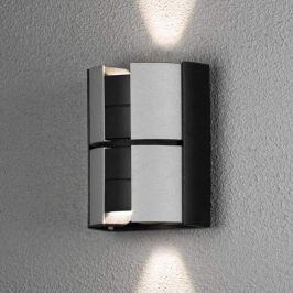 Handmade in EU - LED-Außenwandleuchte Vidar