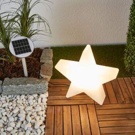 Solar-Außendekorationsleuchte LED Shining Star 40