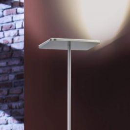 Holtkötter Plano V - LED-Deckenfluter - alu matt