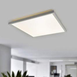 Quadratische LED-Bürodeckenlampe Rick, DALI 4.000K