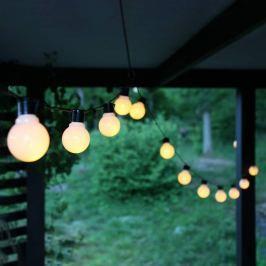 Partaj - 500 cm lange Lichterkette mit 16 Lampen