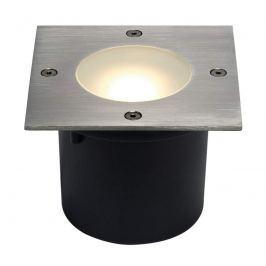 SLV Wetsy Disk LED-Boden-Einbauleuchte, eckig