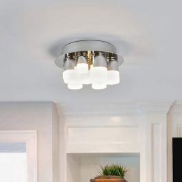 Interessant gestaltete LED-Deckenlampe Sabina