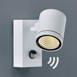 LED-Wandstrahler Part mit Bewegungsmelder, weiß