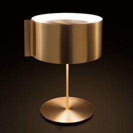 Oluce Switch - goldene Designertischleuchte