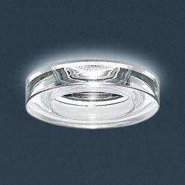 Ringförmige Einbaulampe Iside 2 mit Klarglas