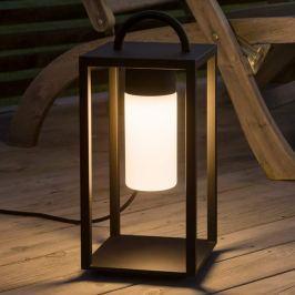 Dekorative LED-Bodenlaterne Bologna