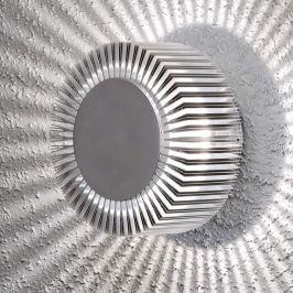 Aluminium-Außenwandleuchte LED Monza IP54