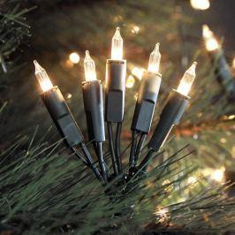 20-flammige Minilichterkette LED, warmweiß