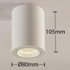 Aufbau-Deckenlampe Carlito mit LEDs