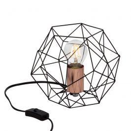 Synergy - interessant gestaltete Tischlampe