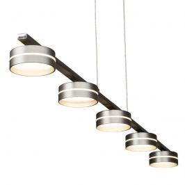 Helle LED-Pendelleuchte Toro in modernem Design