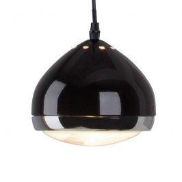 1-flammige Pendelleuchte RIDER, schwarz
