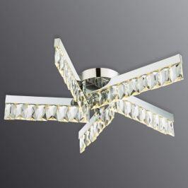 Deckenleuchte Febe LED Kristall 30W