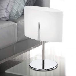Chrom-Tischleuchte ESTRA, 55 cm hoch