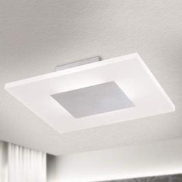 Quadratische LED-Deckenlampe Karia 40 cm
