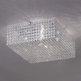 Amaja - funkelnde Kristalldeckenleuchte