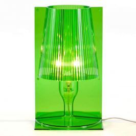 Kartell Take Tischleuchte, grün