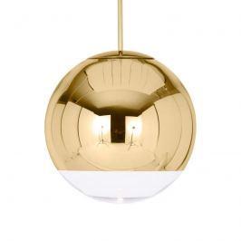 Tom Dixon Mirror Ball - Hängeleuchte gold, 40 cm