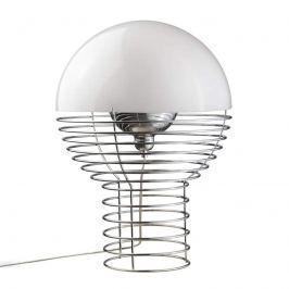 VERPAN Wire Small - Tischlampe, weiß