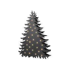 Baum-Dekorationsleuchte Blacky Höhe 46 cm