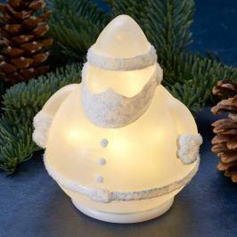 Lustige LED-Dekorationsleuchte Santa