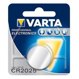 CR2025 3V 165 mAh Lithium Knopfzelle