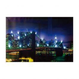 LED-betriebenes Leuchtbild Bridge, 60 x 40 cm