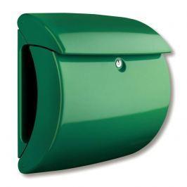 Schicker Briefkasten Kiel, grün