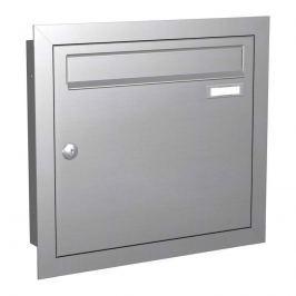 Unterputz-Briefkasten Express Box Up 110 Edelstahl