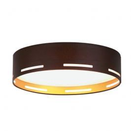 Moderne LED-Stoffdeckenlampe Omnia, 60 cm