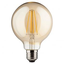 LED-Globe E27 8 W gold warmweiß 900 Lumen