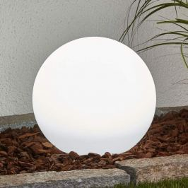 Solarkugel Lago mit LED und Erdspieß