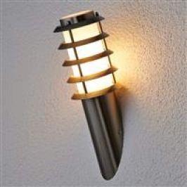 Außenwandlampe Selina in Fackelform