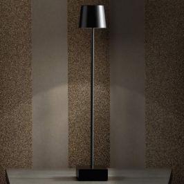 ANTA Cut - elegante Designer-Tischleuchte, schwarz